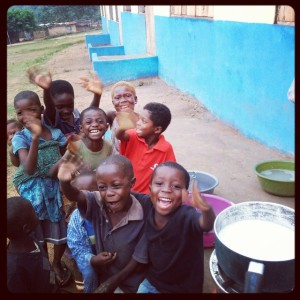Cooking-club-with-some-budding-chefs-in-Abenta-Ghana