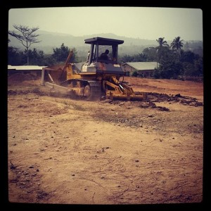 The-bull-dozer-rolls-in-and-immediately-starts-levelling-the-park-for-the-new-football-pitch